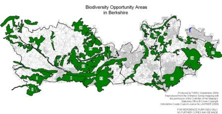 Berkshire BOA map S
