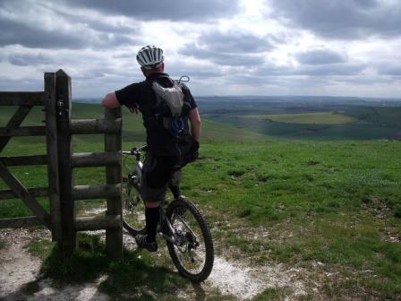 Cycling Pewsey Downs Oliver Cripps 2012